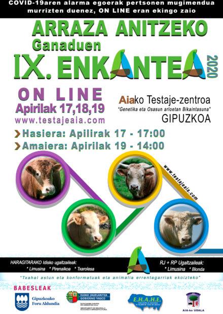 2020_04_19 - Cartel Anunciador AIA - euskera